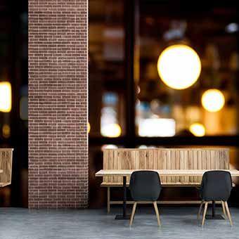 Fensteroptik Fototapete Küche DD113277