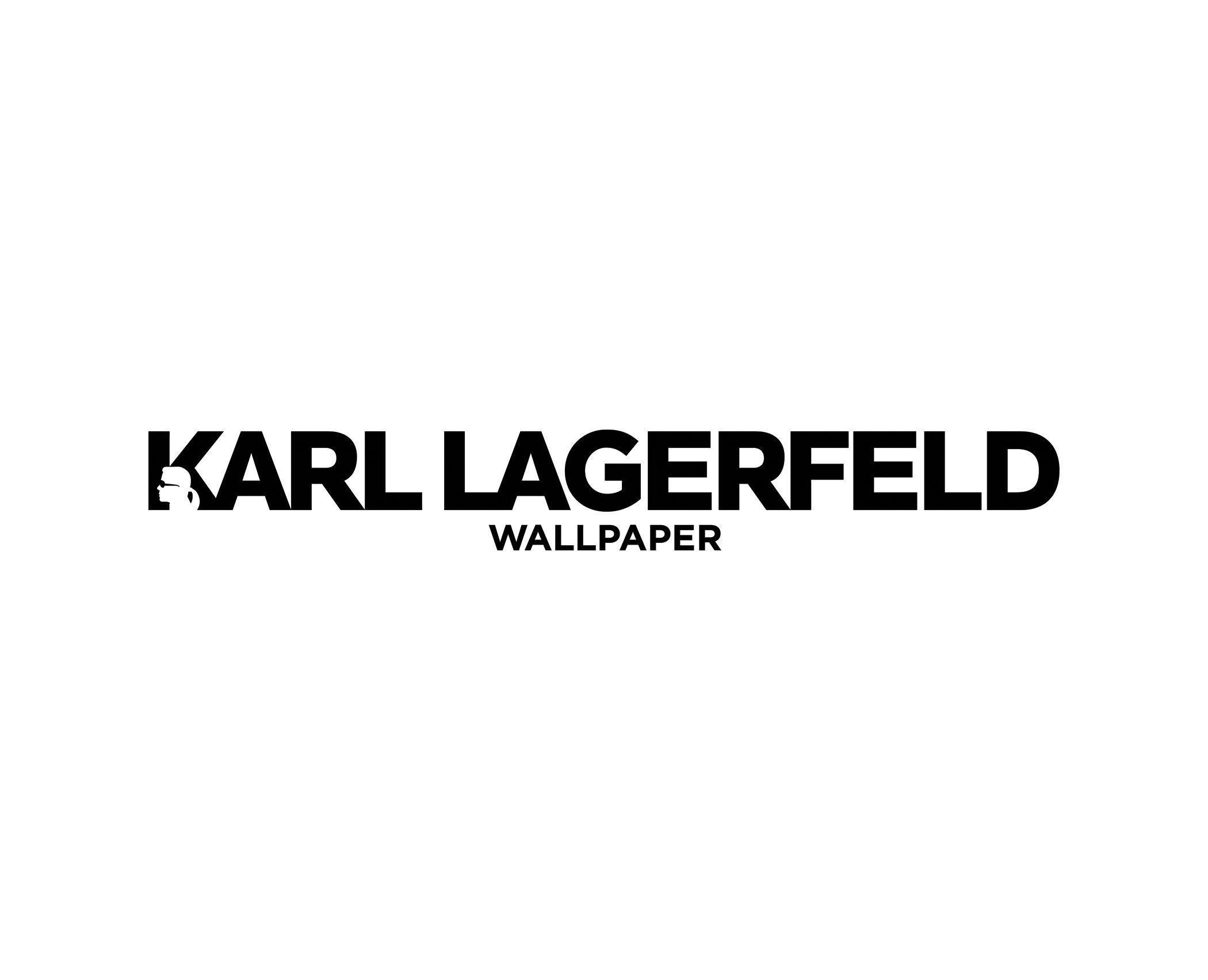 Tapeten von Karl Lagerfeld