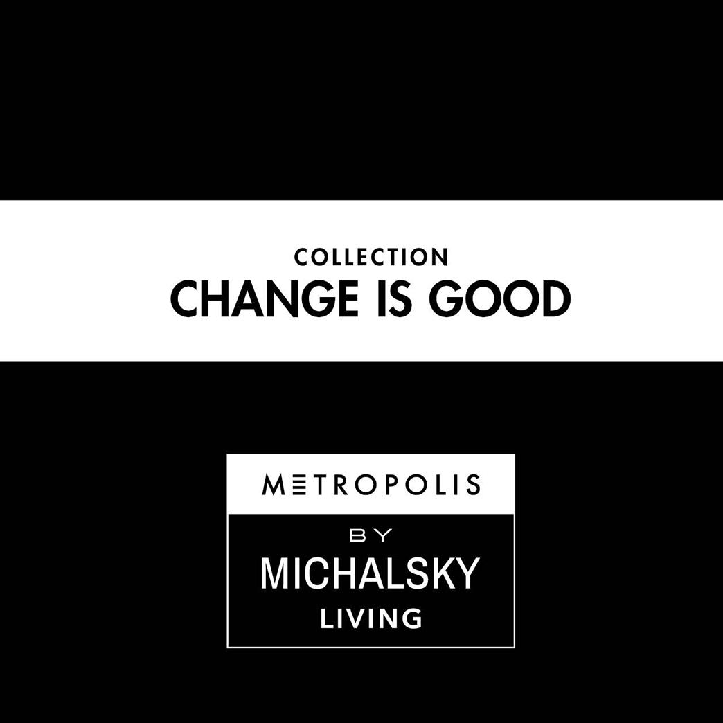 Kollektionsdeckel für die Tapetenkollektion Change is Good von Michalsky Living