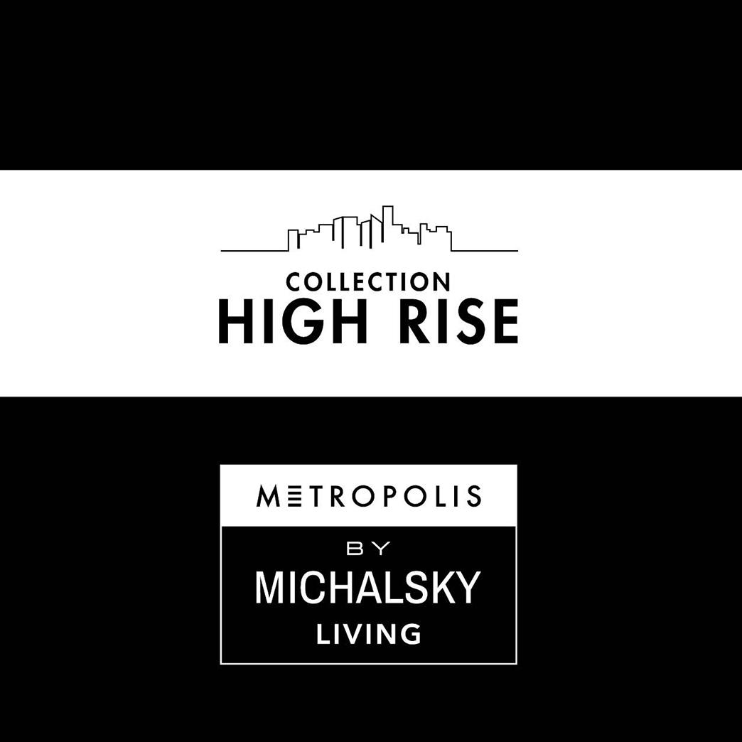 Kollektionsdeckel für die Tapetenkollektion High Rise von Michalsky Living