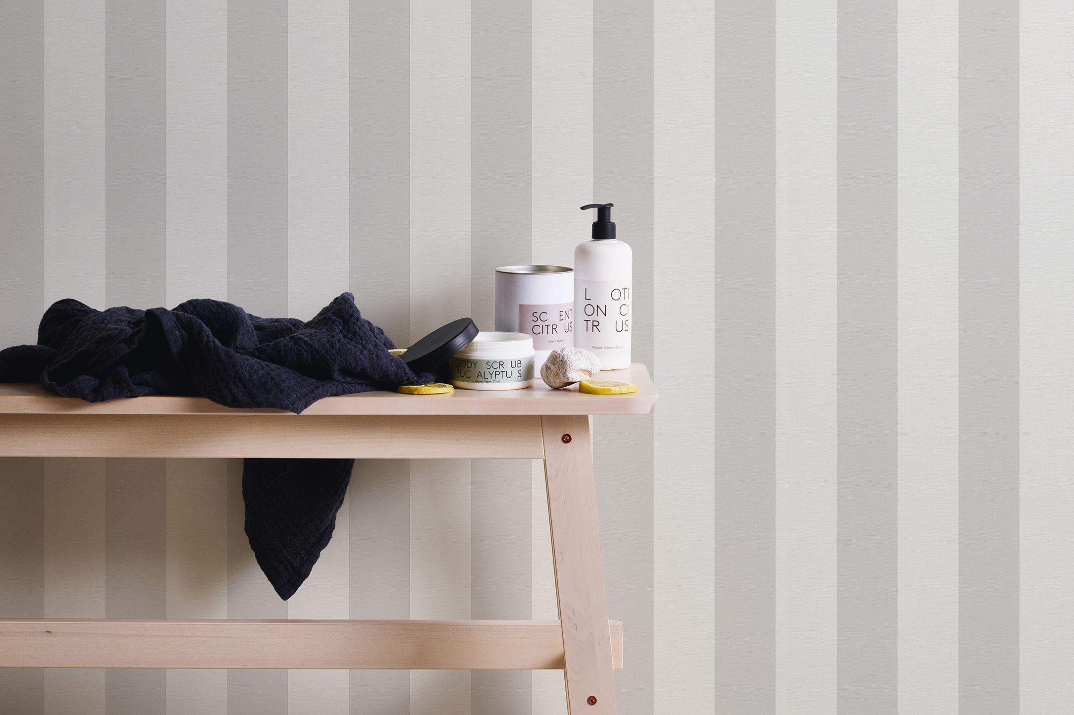 Badezimmer-Tapete-Streifen-314031
