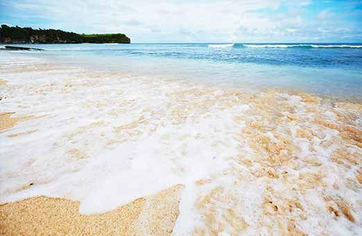 Strandgefühle Fototapete