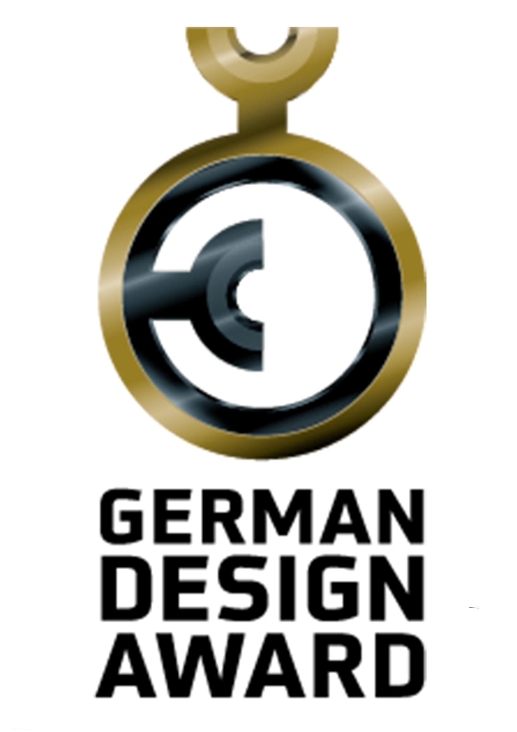 Abbildung des German Design Award Logo
