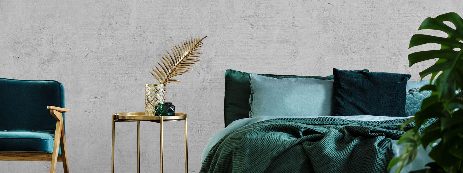 Schlafzimmer Tapeten image