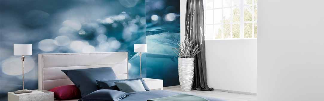 Meerestapete für das Schlafzimmer DD109170