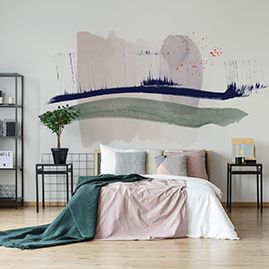 Fototapeten Schlafzimmer