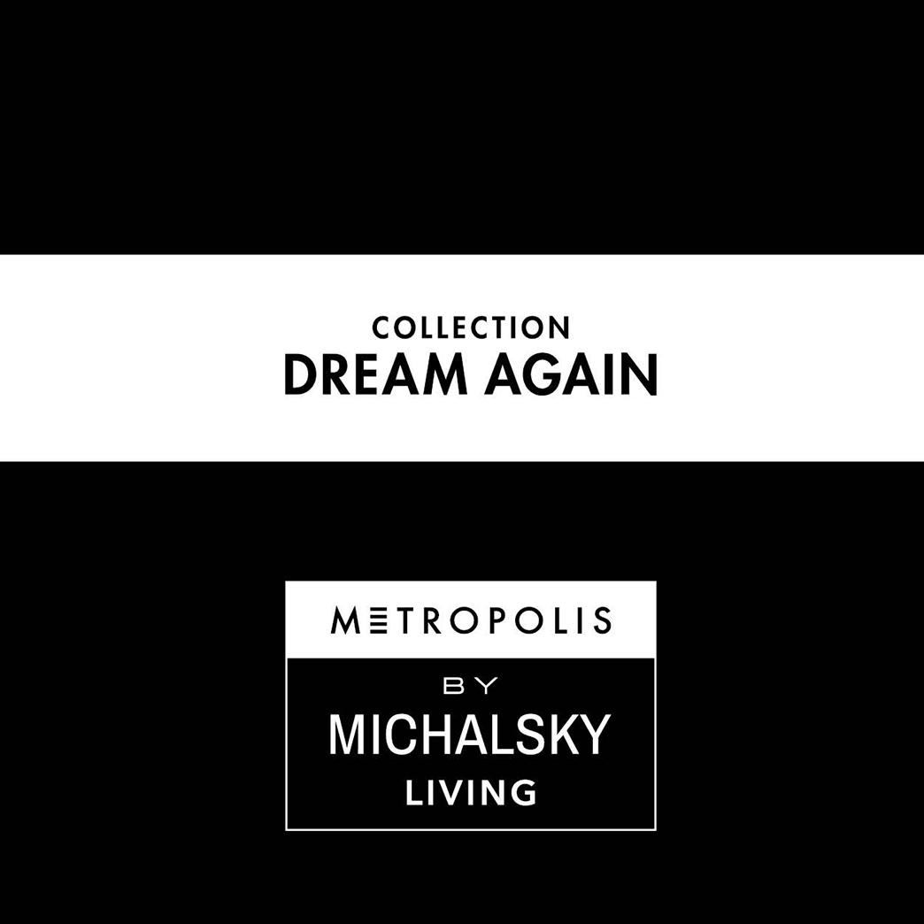Kollektionsdeckel für die Tapetenkollektion Dream Again von Michalsky Living