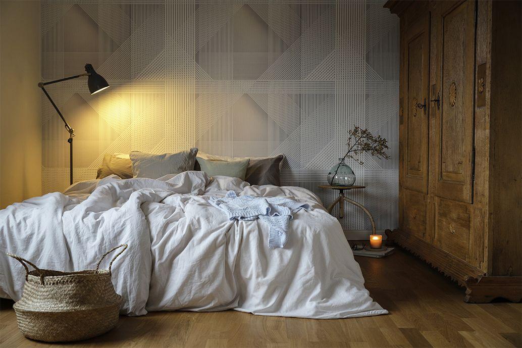 Schlafzimmer Tapete DD114383